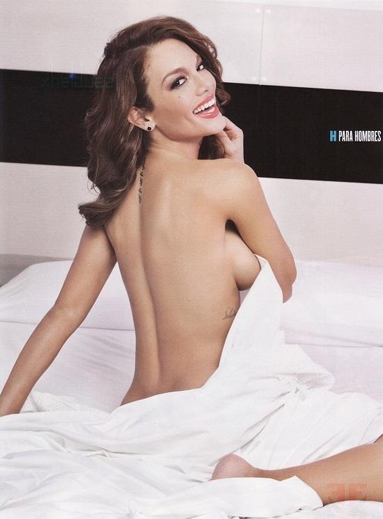 Ảnh ngực trần của các Hoa hậu đẹp nhất thế giới