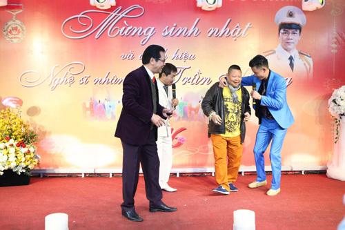 Trần Nhượng, NSND Trần Nhượng