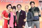 NS Trần Nhượng ăn mừng danh hiệu NSND