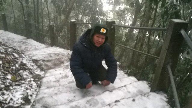 Chuyên gia lý giải hiện tượng tuyết rơi kỷ lục ở miền Bắc