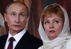 Vợ cũ Putin kết hôn với chồng mới, kém 21 tuổi