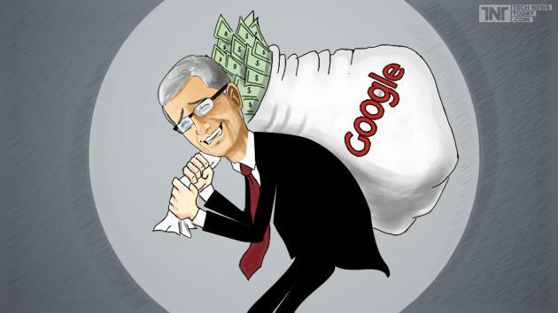 Google, Apple, thiết bị iOS, 1 tỷ USD