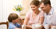 Những thói quen tối thiểu cha mẹ phải làm vì con
