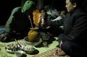 Phong tục kỳ quái trên bàn ăn của đồng bào Ma Coong