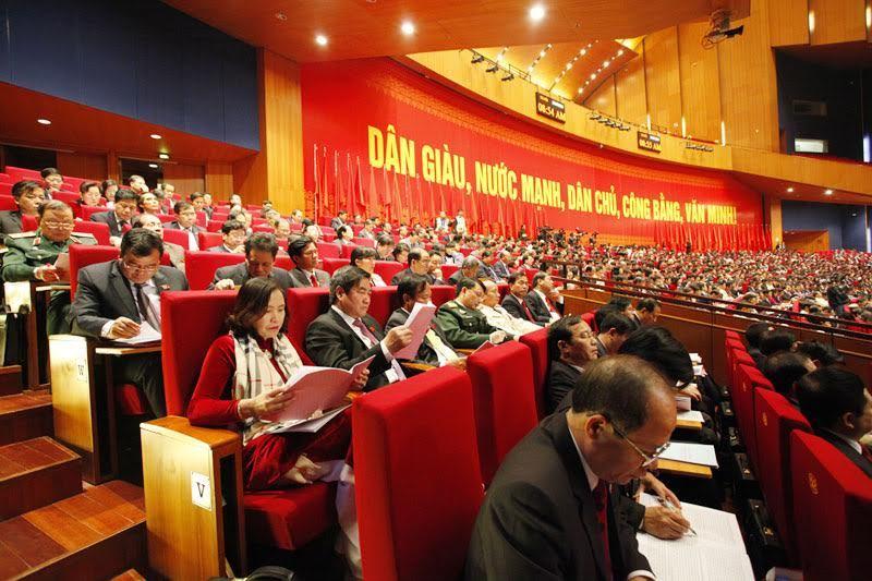 Đại hội Đảng 12, đảng viên, chống tham nhũng, Tổng bí thư, luật sư Lê Đức Tiết