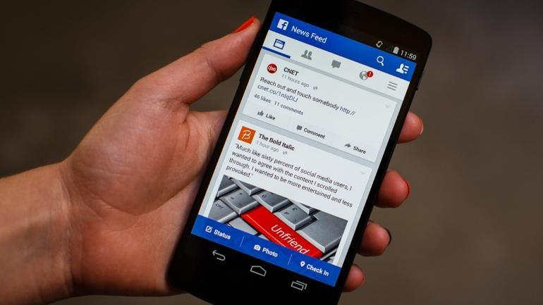 5 mẹo sử dụng Facebook thông minh hơn trên Android