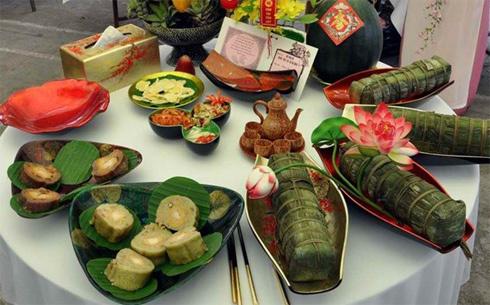 Vị Tết, mẹ dạy, nấu ăn