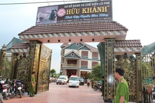 Đại gia Việt bị sát hại, mất mạng