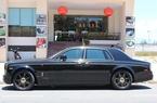 Rolls-Royce Phantom mạ vàng trong đám cưới đại gia Quảng Ninh