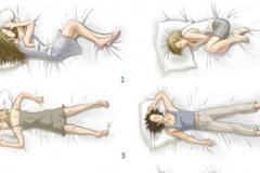 Tư thế ngủ tiết lộ tính cách bạn