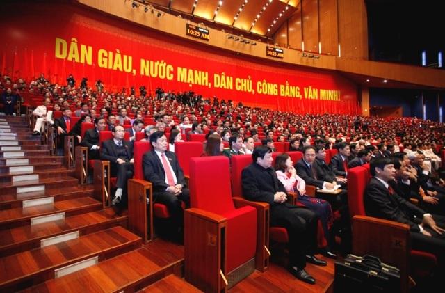 đại hội đảng 12, tổng bí thư nguyễn phú trọng, ban chấp hành trung ương khóa 12