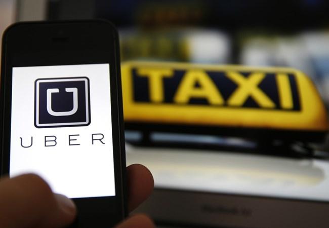 uber,GrabTaxi, lái xe, taxi