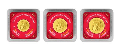 Kim Thanh 9999: Quà Quý Tết Bính Thân: Khỉ Vàng 9999