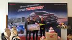 Honda Việt Nam trao giải 'Lái thử trúng thật'
