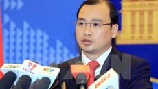 Yêu cầu lãnh đạo Đài Loan chấm dứt ra đảo Ba Bình