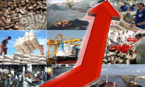 Kinh tế 2016 , tăng trưởng 6,82%