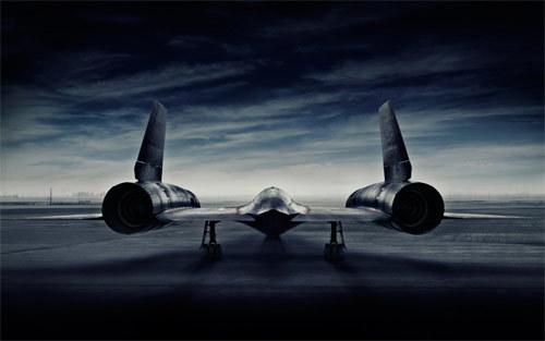 Mỹ, quân sự, quân đội, chiến đấu cơ, máy bay, biểu tượng, siêu thực, F-22, SR-71, F-16