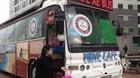 Độc nhất Hà thành: Lên xe buýt uống... cafe