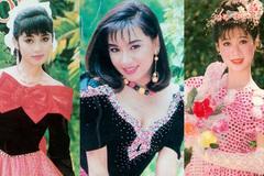 Diễm Hương đọ áo cưới với Việt Trinh