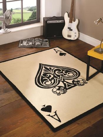 Những mẫu thảm trải sàn bắt mắt giúp trang trí nhà thêm độc đáo