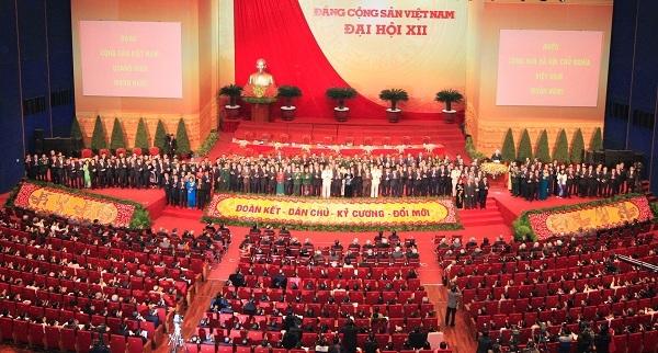 Nghị quyết Đại hội đại biểu toàn quốc lần thứ 12