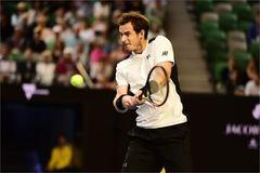 BK Australian Open 2016: Raonic 2-3 Murray