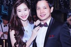 """Bạn trai đúng chuẩn """"soái ca"""" của Hoa hậu Thu Thảo"""