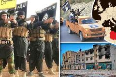 Tay súng bí ẩn lần lượt bắn hạ từng lãnh đạo IS