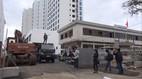 Rơi thang máy chuyển vật liệu, 5 người tử vong
