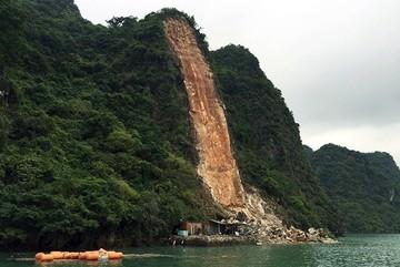 Tìm thấy ba nạn nhân vụ sạt lở đá ở Quảng Ninh