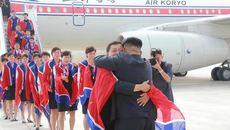 Triều Tiên phong anh hùng, thưởng xe hơi, căn hộ cho các nữ cầu thủ