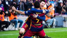 Barca thắng nhọc Atletico trong trận cầu điên rồ