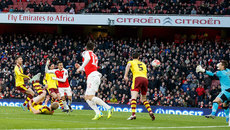 FA Cup: Arsenal 2-1 Burnley