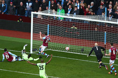 FA Cup: Aston Villa 0-4 Man City
