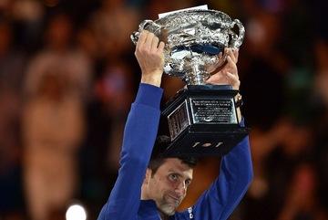 Vùi dập Murray, Djokovic lần thứ 6 vô địch Australian Open