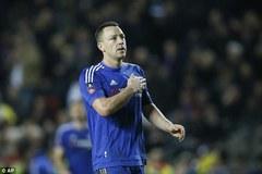 Chelsea tuyệt tình, Terry buộc phải ra đi