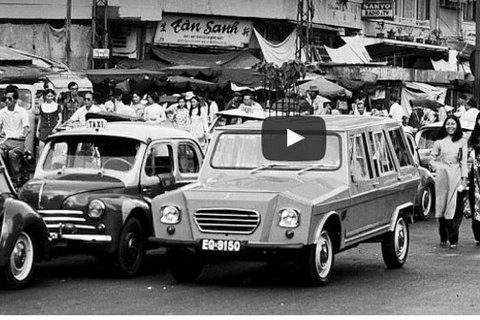La Dalat, xe hơi, made in Việt Nam