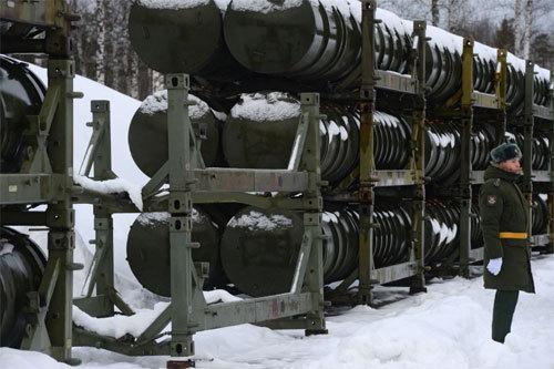 Lá chắn không thể xuyên thủng bảo vệ bầu trời thủ đô Nga