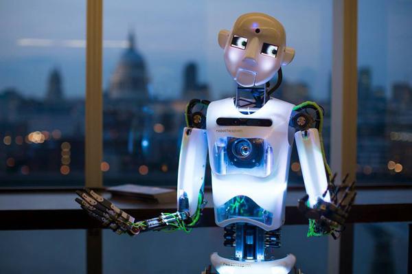 Robot, sự trỗi dậy của robot, kinh tế toàn cầu, công nghiệp robot,