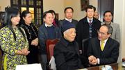 Cuộc gặp chiều giáp Tết với 2 nguyên Tổng bí thư
