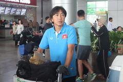 HLV Miura lặng lẽ về Nhật Bản