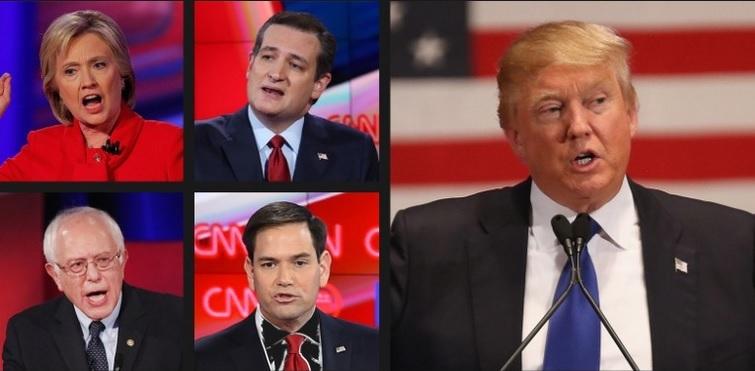 Bầu cử Tổng thống Mỹ chính thức khởi động đua tranh