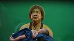 Vợ Hiếu Hiền nói về việc cho con mới sinh 6 giờ đi đóng phim