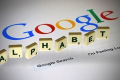 Alphabet soán ngôi Apple thành công ty có giá trị nhất thế giới