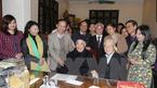Chúc thọ nguyên Tổng bí thư Đỗ Mười 100 tuổi
