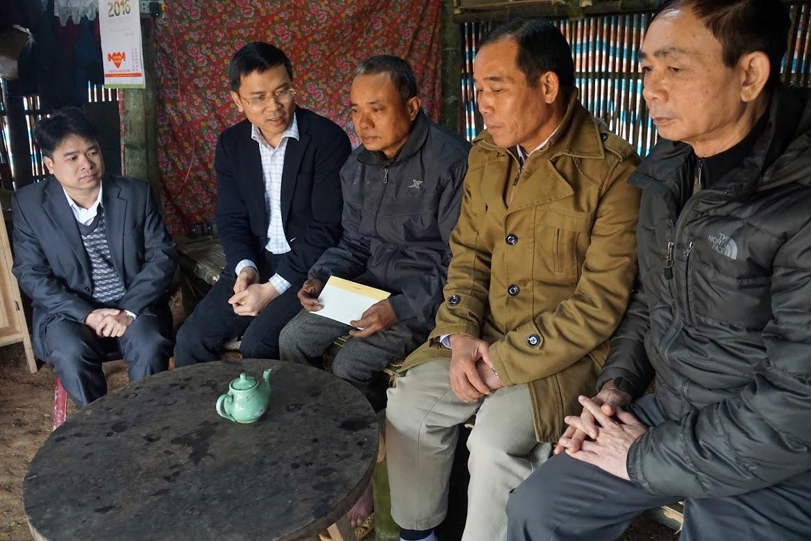 Hơi ấm bạn đọc đến với người dân Định Hóa, Thái Nguyên