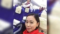 Cả chuyến bay chỉ có một hành khách