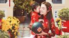 Elly Trần khoe con gái siêu đáng yêu trong bộ ảnh xuân