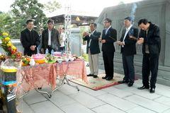 Cảm động lễ giỗ đầu ông Nguyễn Bá Thanh