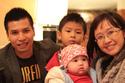 Tổ ấm hạnh phúc của ái nữ dòng họ Nguyễn Lân